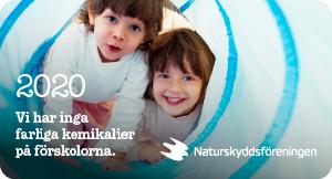 Vi stödjer Naturskyddsföreningen för frisk inomhusluft
